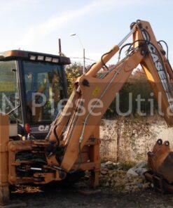 Inchiriez buldoexcavator Case 580SR in Pipera Tunari