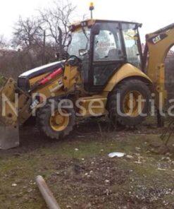 Buldoexcavator Caterpillar 428E de inchiriat in Timis