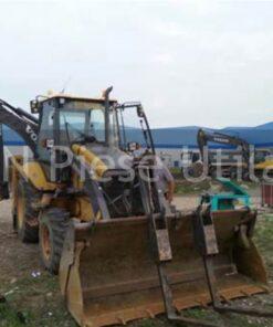 Buldoexcavator Volvo BL61 de inchiriat in Timis