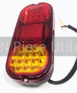 Lampa stop JCB VMT420