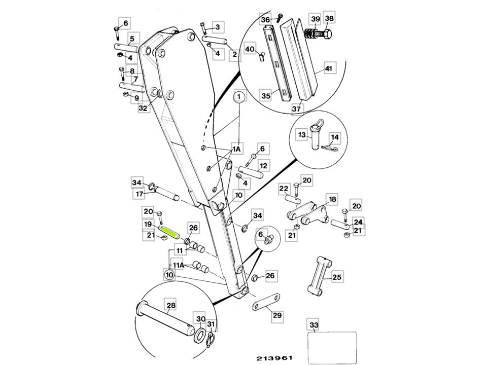 Kubota M108 Parts Diagram